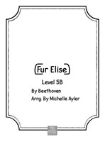 Intermediate Fur Elise For Piano